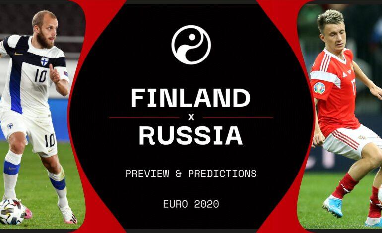 Euro2020 :  Φιλανδία- Ρωσία