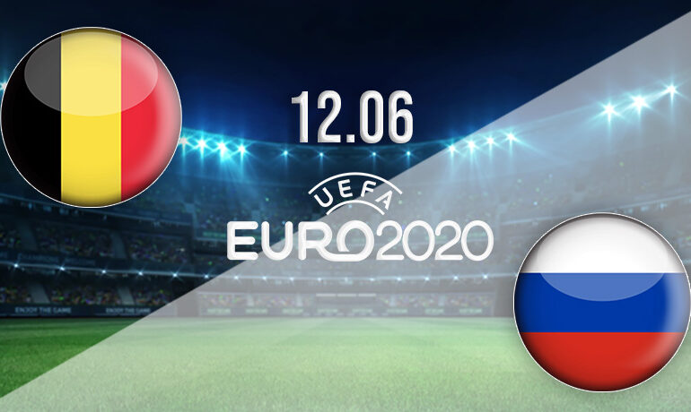 Euro2020: Βέλγιο- Ρωσία