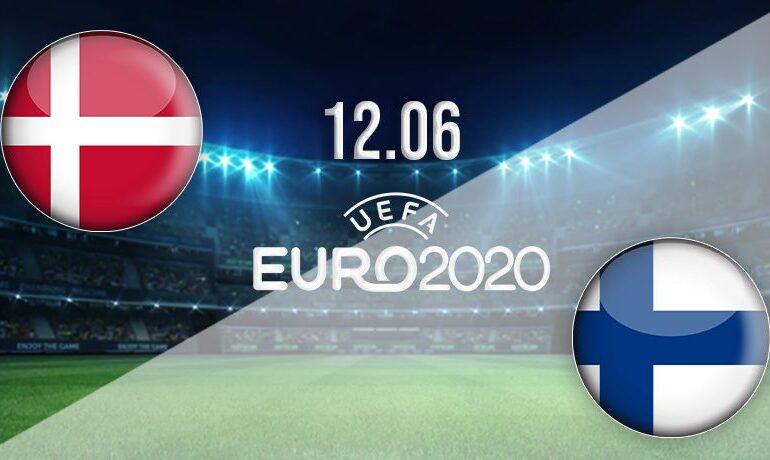 Euro2020: Δανία- Φιλανδία