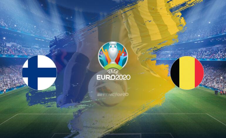 Euro2020: Φιλανδία- Βέλγιο