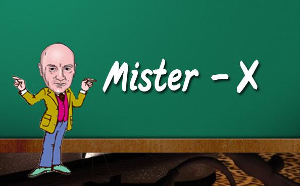 Οι προτάσεις του Mister-X