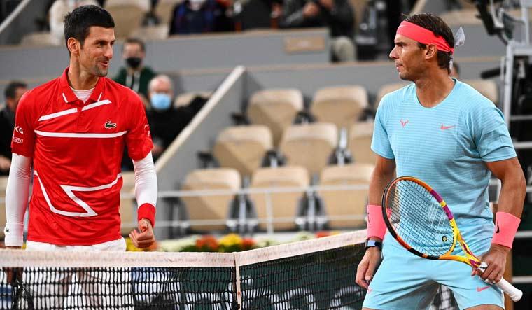 Roland Garros:Νόβακ Τζόκοβιτς – Ραφαέλ Ναδάλ