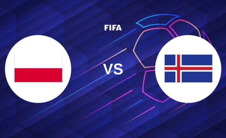 Φιλικό: Πολωνία- Ισλανδία