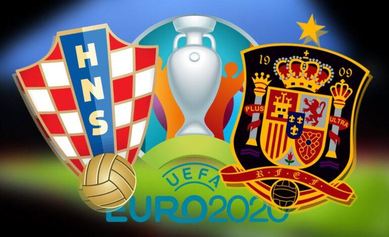 Euro2020: Κροατία- Ισπανία