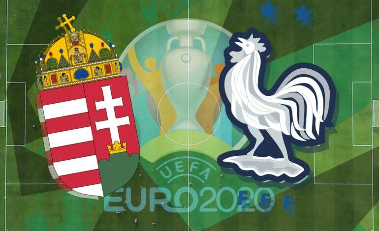 Εuro2020: Ουγγαρία- Γαλλία