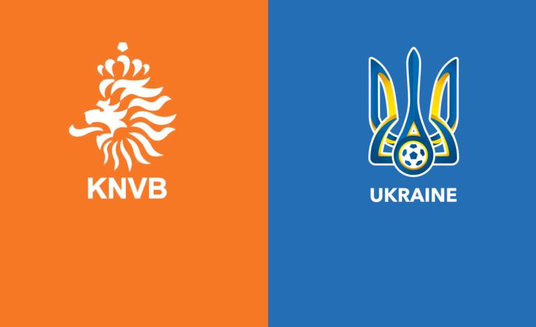 Euro 2020 : Ολλανδία-Ουκρανία
