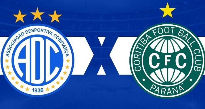Βραζιλία Β΄: Κονφιάνσα – Κοριτίμπα