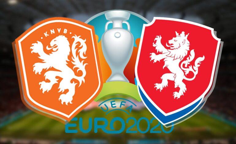 Euro2020:  Ολλανδία- Τσεχία