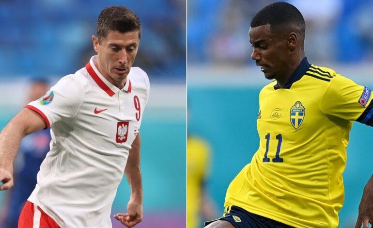 Euro 2020: Σουηδία-Πολωνία