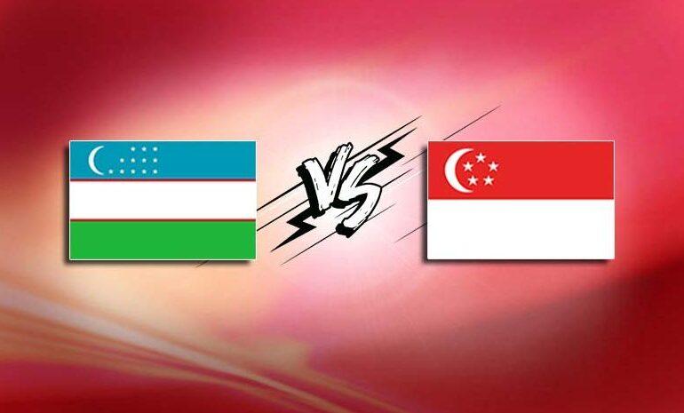 Προκριματικά Μουντιάλ Ασίας: Ουζμπεκιστάν- Σιγκαπούρη