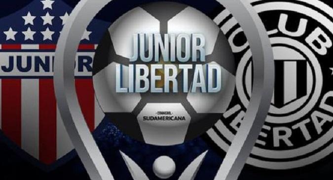 Κόπα Σουνταμερικάνα: Τζούνιορ – Λιμπερτάδ