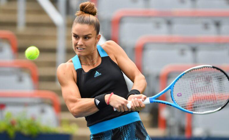 US Open:Μάρτα Κόστιουκ-Μαρία Σάκκαρη