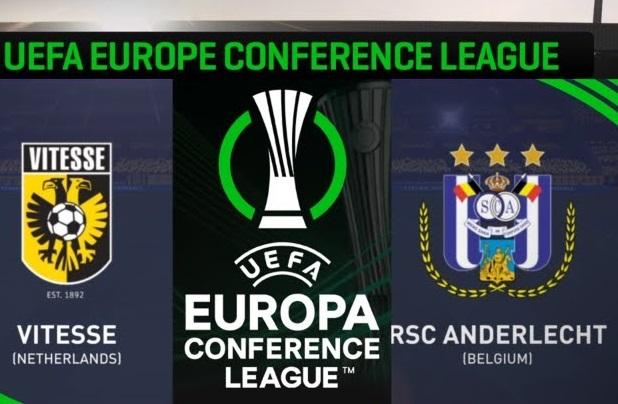 Conference League: Φίτεσε – Άντερλεχτ