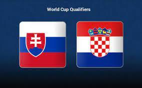 Προκριματικά Μουντιάλ2022 : Σλοβακία- Κροατία