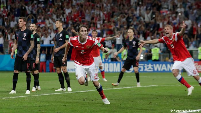 Προκριματικά Μουντιάλ 2022 :  Ρωσία- Κροατία 8ος όμιλος