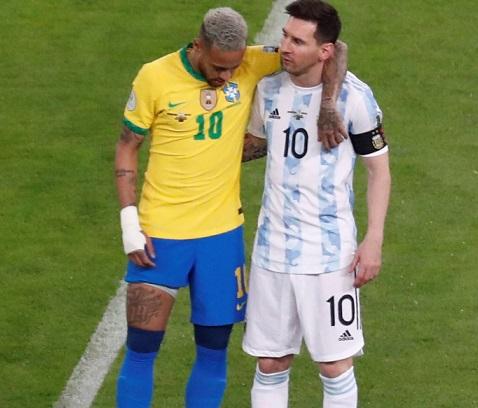 Προκριματικά Μουντιάλ: Βραζιλία – Αργεντινή