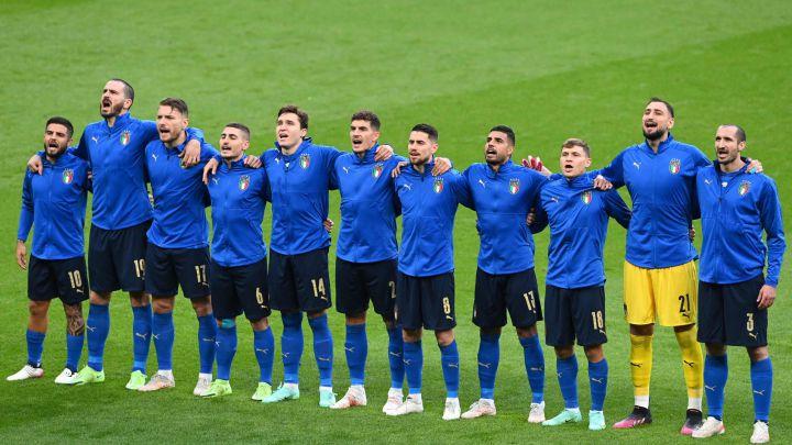 Προκριματικά Μουντιάλ 2022:  Ιταλία- Βουλγαρία ( 3ος όμιλος)