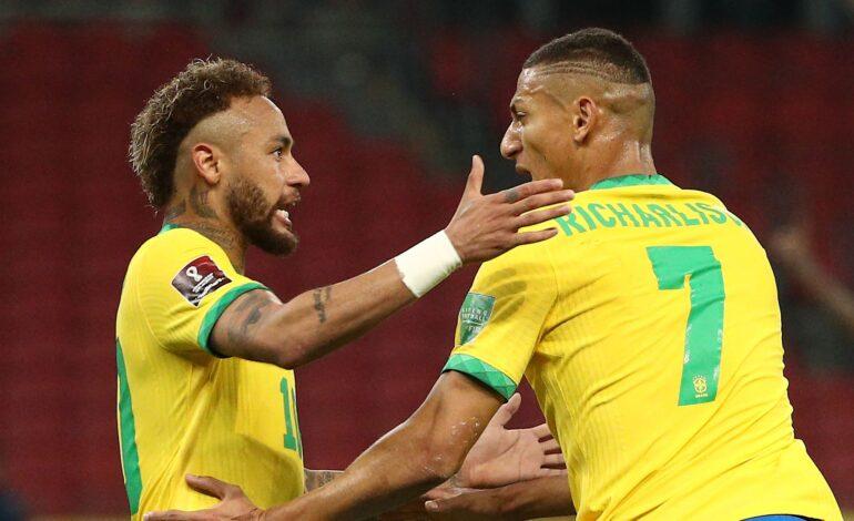 Προκριματικά Μουντιάλ 2022 Λατινικής Αμερικής: Βραζιλία- Περού