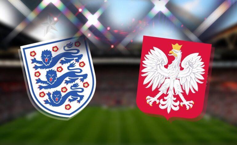 Προκριματικά Μουντιάλ : Πολωνία- Αγγλία ( 9ος όμιλος)
