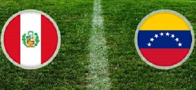 Προκριματικά Μουντιάλ: Περού – Βενεζουέλα