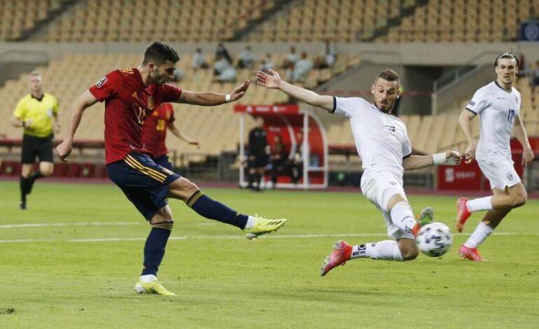 Προκριματικά Μουντιάλ 2022: Κόσοβο- Ισπανία(2ος Ομιλος)