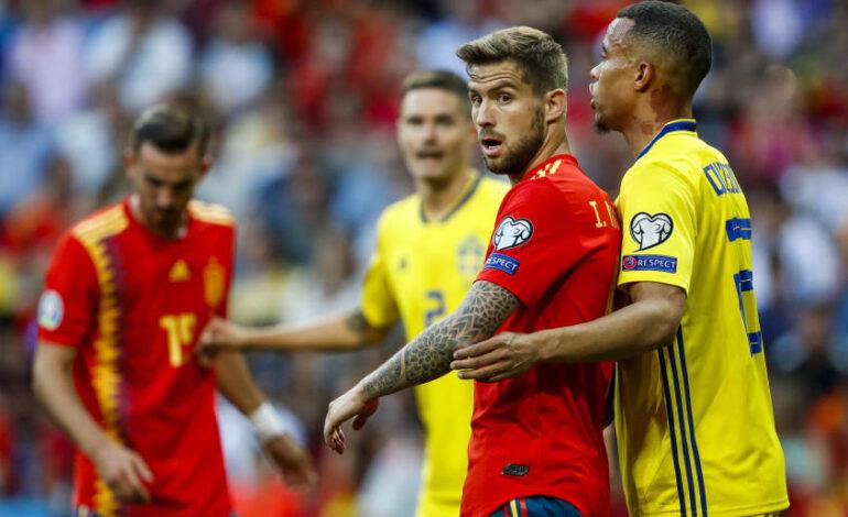 Προκριματικά Μουντιάλ 2022 :Σουηδία-Ισπανία ( 2ος ομιλος)